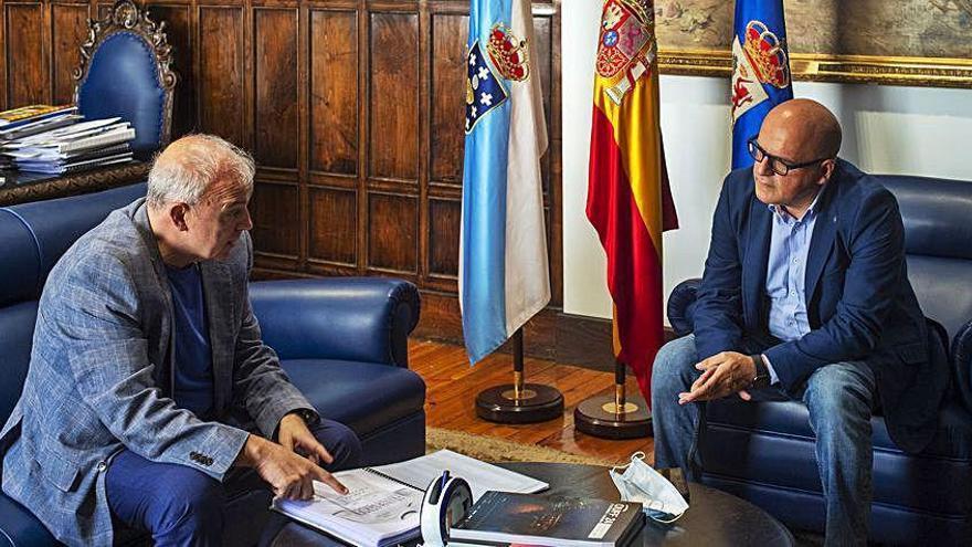 Diputación y Pabellón CF caminarán de la mano