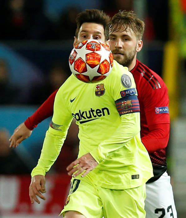Champions League: Manchester United - FC Barcelona
