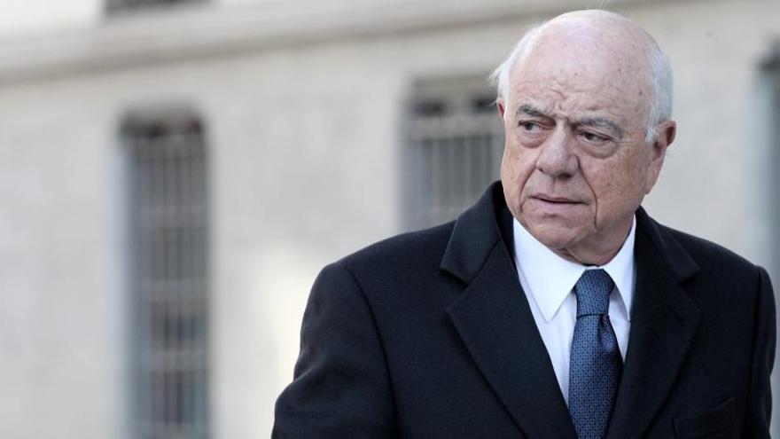 Francisco González asegura que no participó en la contratación de Villarejo