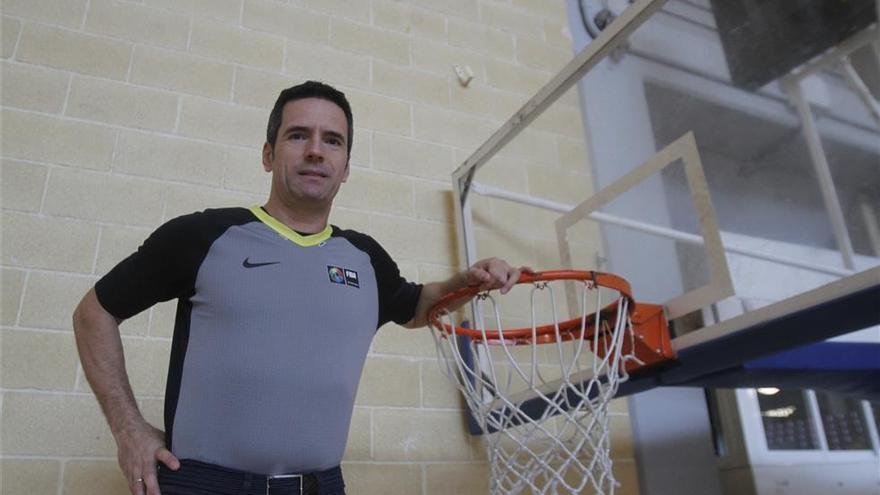 El árbitro Antonio Conde estará en los Juegos Olímpicos