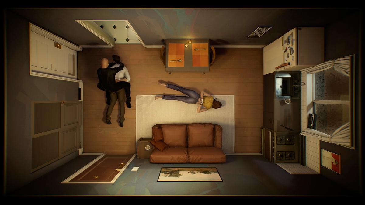 Una imagen del videojuego 'Twelve Minutes' que se estrena este verano.