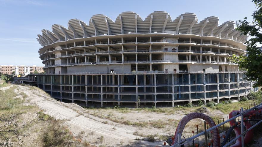 """El Valencia CF recurre por la ATE: """"Los retrasos no son imputables al club"""""""