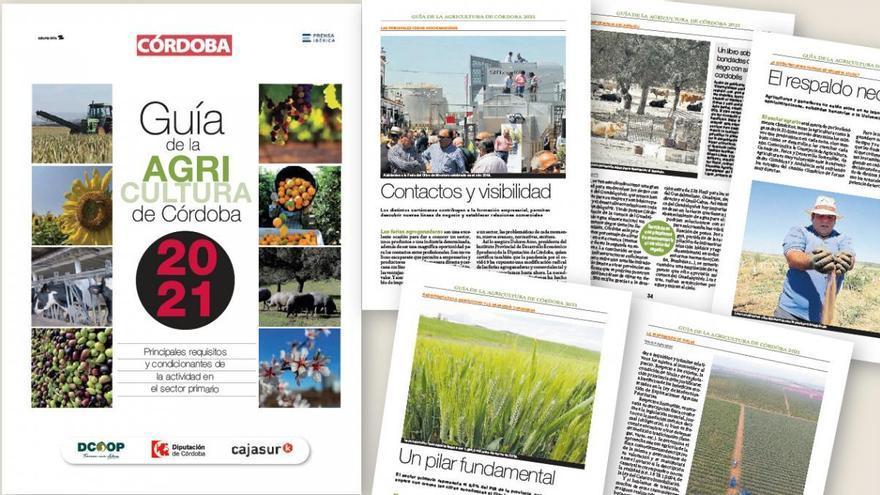 La nueva Guía de la Agricultura de Córdoba analiza los aspectos fundamentales de la gestión agraria