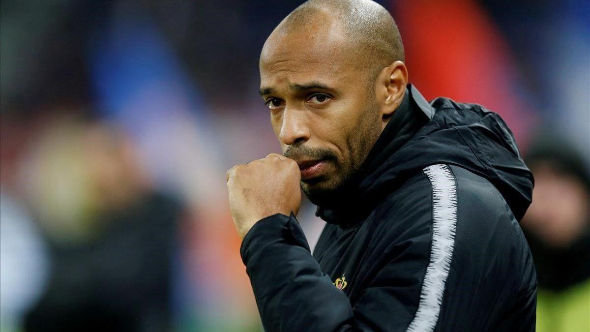 """Thierry Henry deja las redes sociales harto del """"racismo"""" y la """"intimidación"""""""