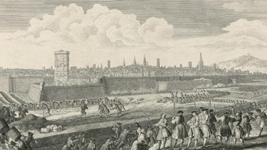 Què va passar l'11 de setembre de 1714?