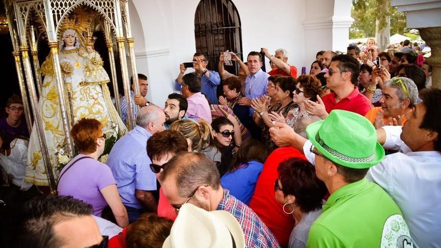 Torrecampo tampoco tendrá romería de La Virgen de las Veredas