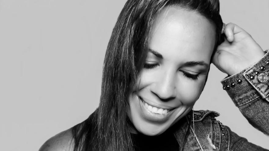 Dácil Santana pone el broche de oro a la iniciativa musical 'Patios Encantados'