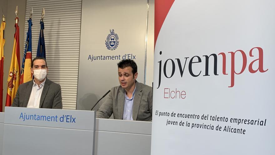 El Ayuntamiento de Elche y Jovempa impulsan una jornada para optimizar la sostenibilidad en las empresas