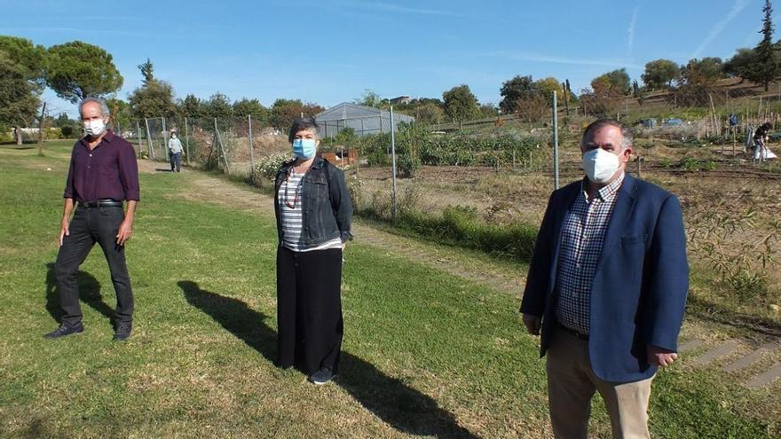 Al-Zahara, Urbanismo e Imgema acuerdan abrir más huertos urbanos en Córdoba