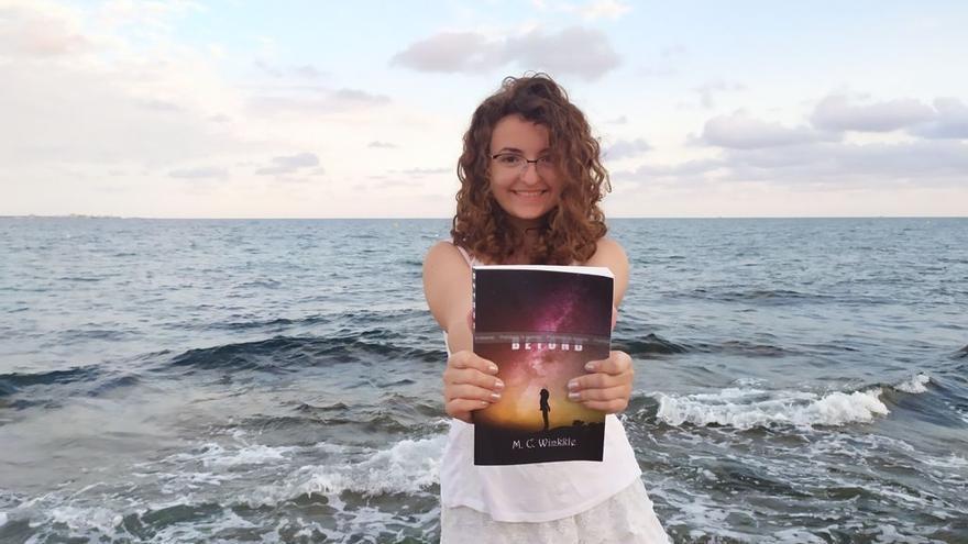María Cuadrado, una futura escritora con un 14 en Selectividad