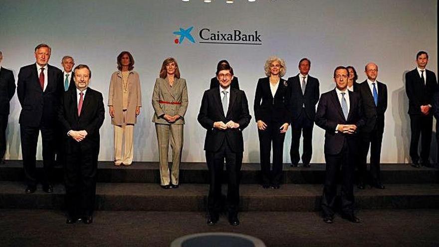 CaixaBank nomena president Goirigolzarri i convoca una junta per al proper 14 de maig