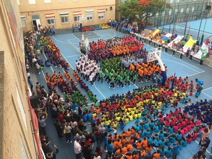 XXXII Olimpiadas Teresianas en el Colegio Santa Teresa de Jesús