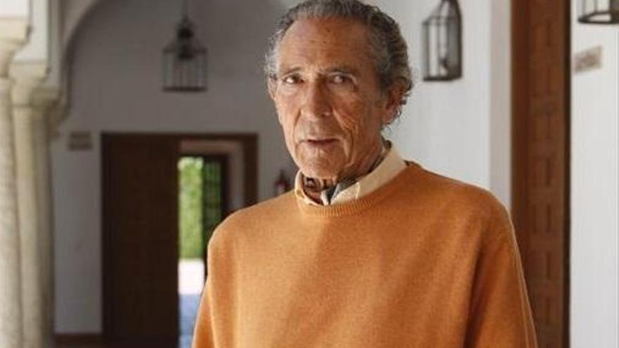Antonio Gala, primer dramaturgo en ganar el Premio Nacional de Teatro Pepe Isbert