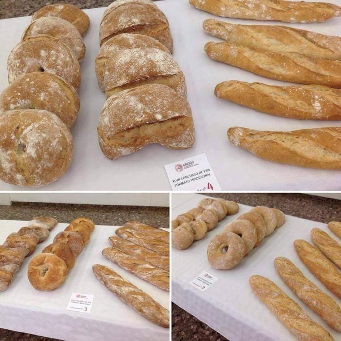 La propuesta de Forn Velarte, segundo premio en pan tradicional