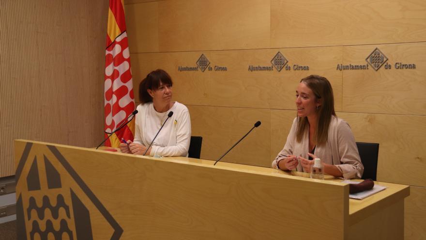 Girona amplia fins a 4,9 milions d'euros les inversions que presentaran als fons Next Generation