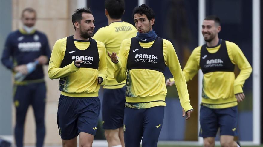 Parejo busca en el Villarreal su primera final europea