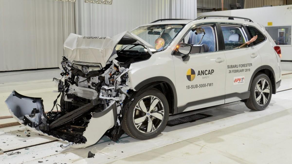 Estos son los coches más seguros del mercado