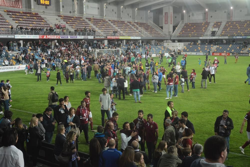 El Pontevedra pide paso en el play off