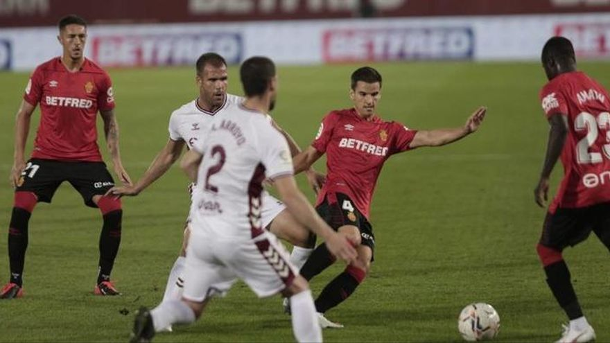 Real Mallorca steht weiter mit dem Toreschießen auf Kriegsfuß