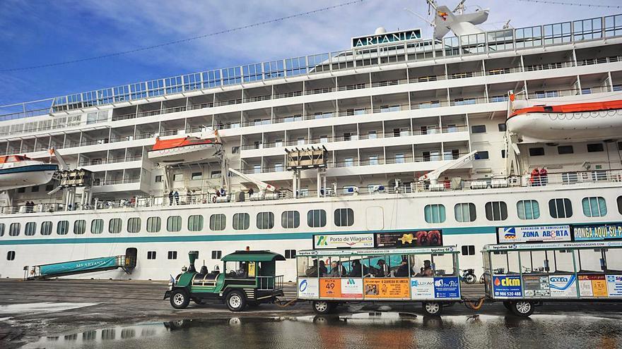 Un año sin cruceros en Vilagarcía: Tourís activa la maquinaria para captar más barcos
