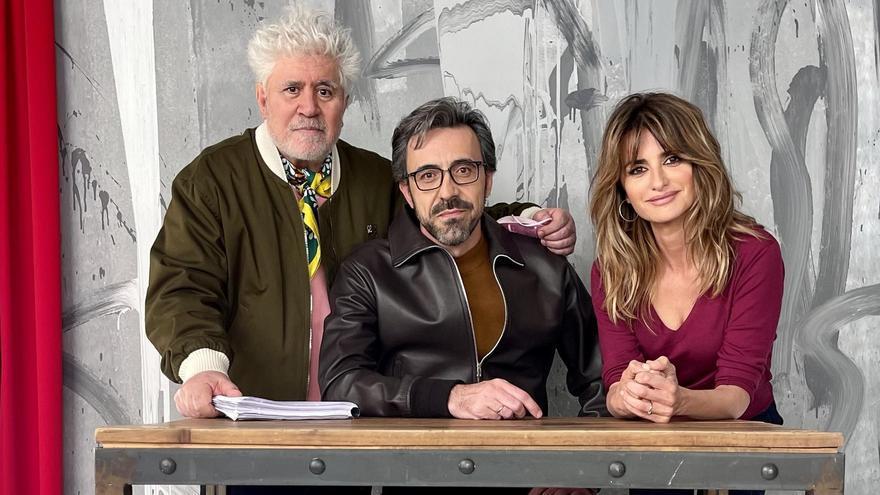 Pedro Almodóvar comienza a rodar 'Madres paralelas'