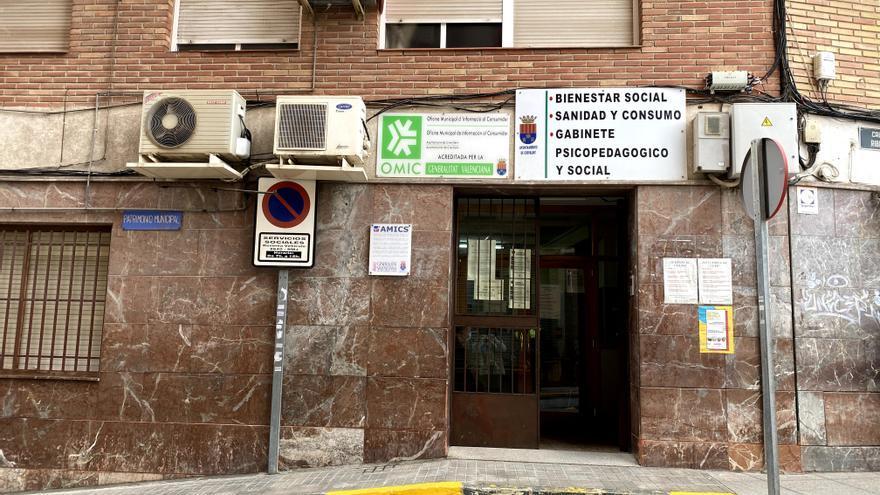 Un catálogo detalla todas prestaciones sociales en Crevillent