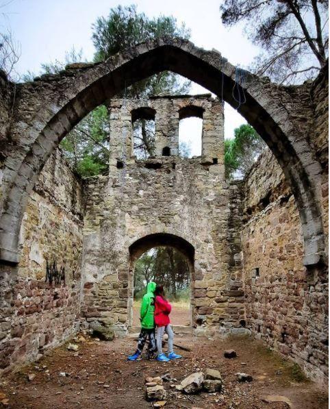 Ermita de Sant Valentí de les Brucardes