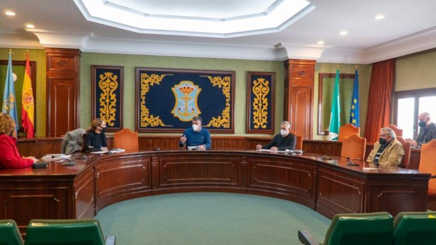 Nerja inicia trámites de cesión de la parcela municipal para construir la Residencia del Taller de la Amistad