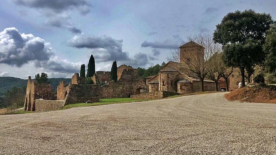 Castellnou condiciona el seu nucli històric per a l'ús exclusiu dels vianants