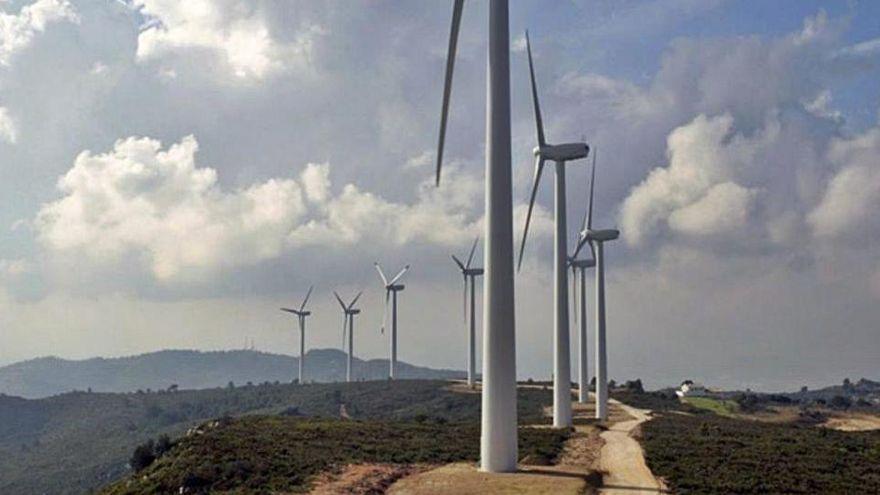 Projecten quatre parcs eòlics més amb 25 molins a l'Alt Empordà