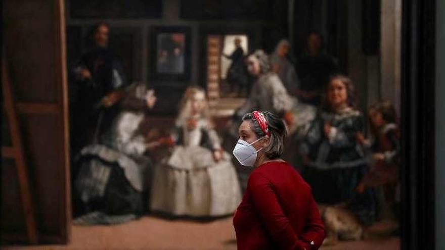 Exposición histórica para reabrir El Prado