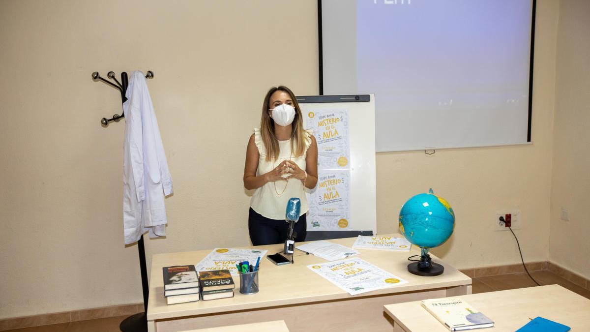 El Centro Joven de Caravaca acoge un nuevo 'Scape Room'