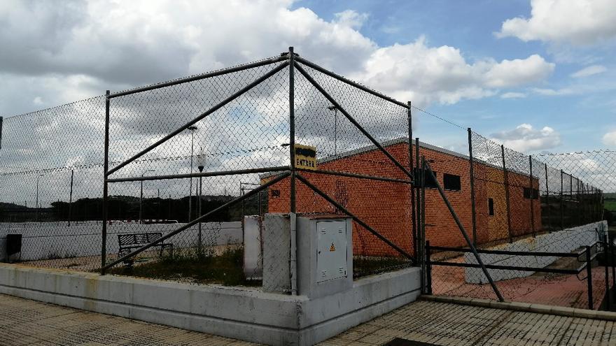 El consistorio trabaja para reabrir las instalaciones deportivas de El Prado
