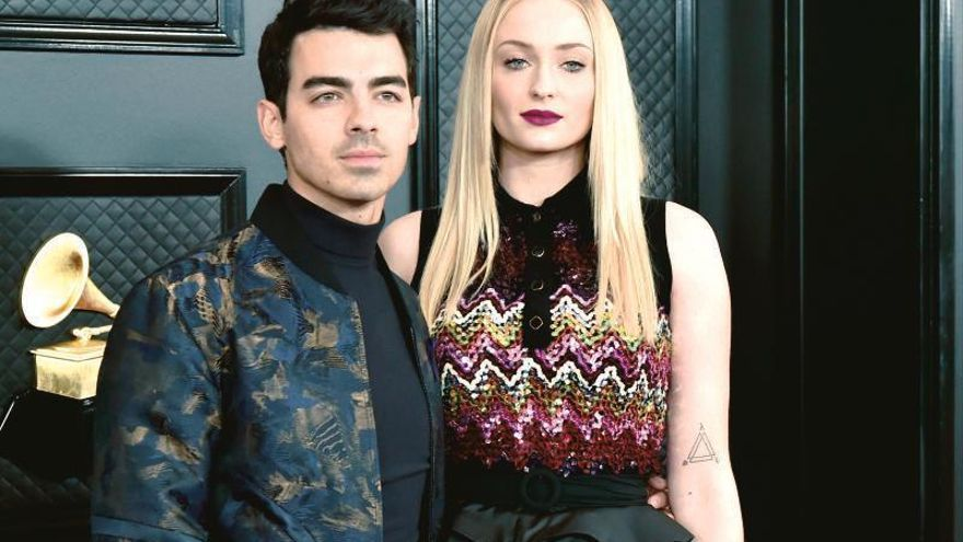 Joe Jonas y Sophie Turner son papás