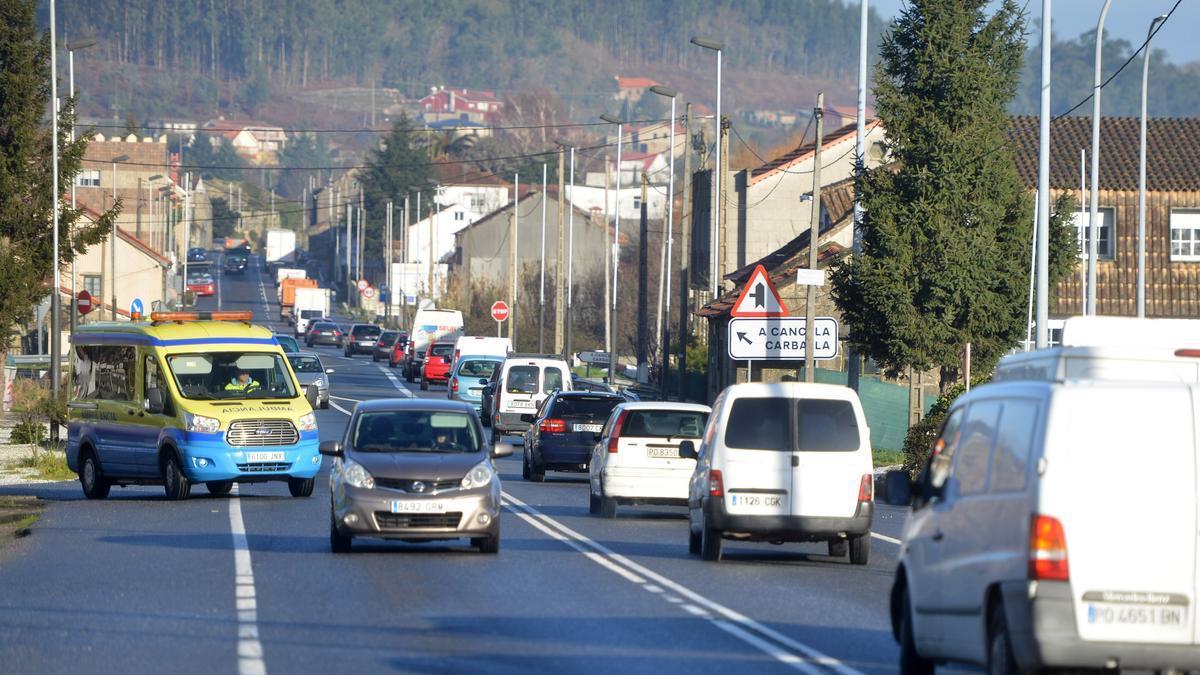 Carretera de Vilaboa