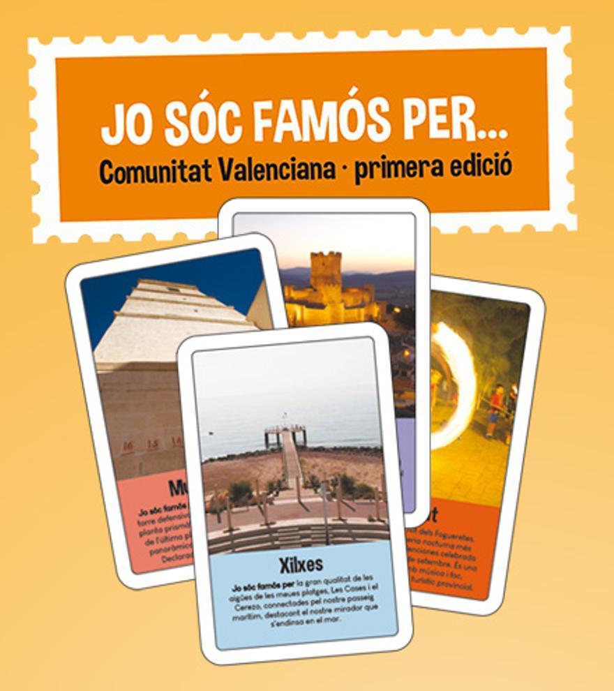 Descubre los encantos de la Comunitat Valenciana mientras juegas con toda la familia