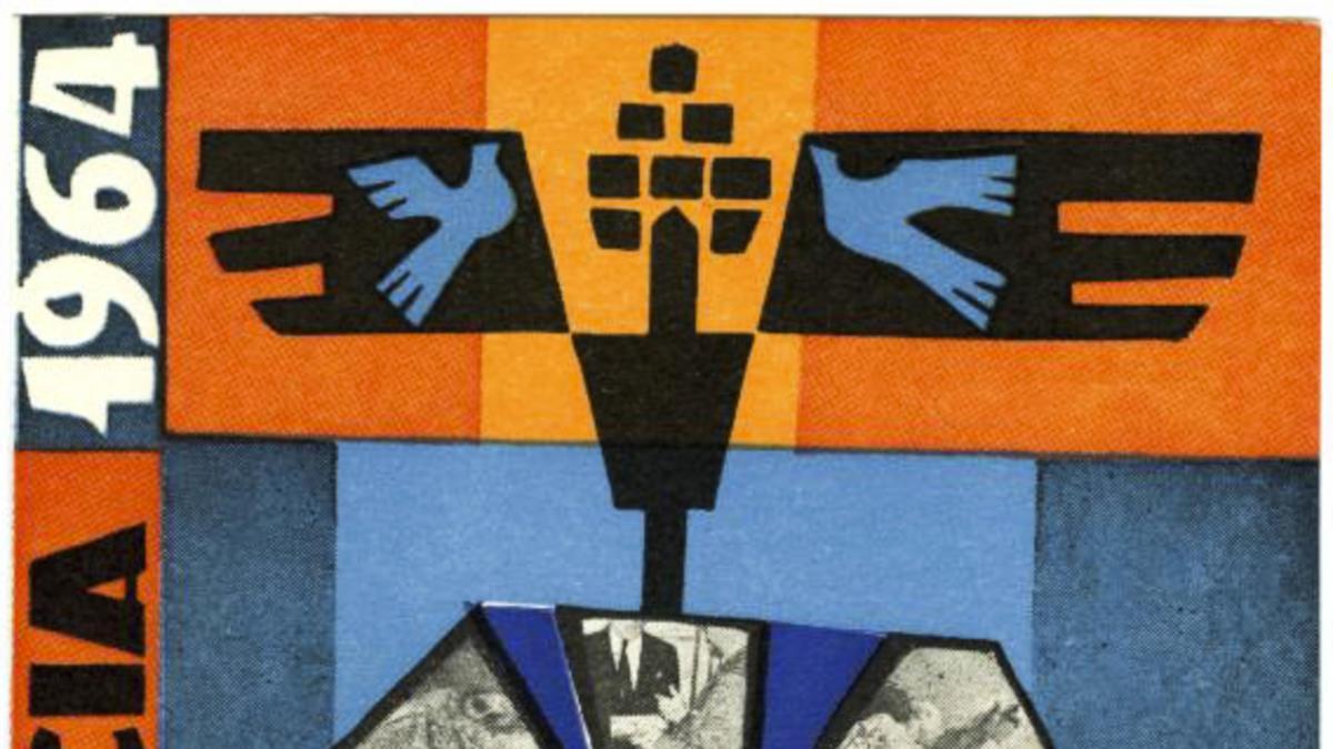1964: La Fica y los 'Veinticinco años de paz'