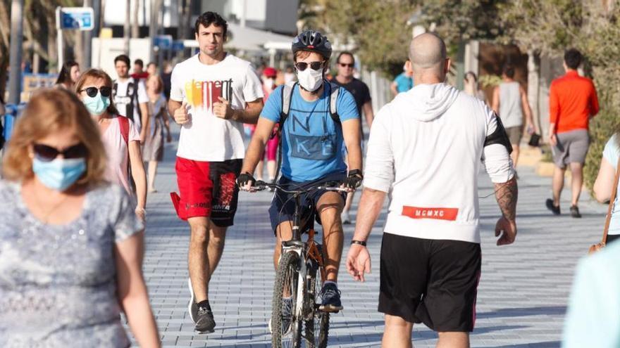 El Ayuntamiento corta al tráfico la Cantera y la Avenida De Niza este domingo