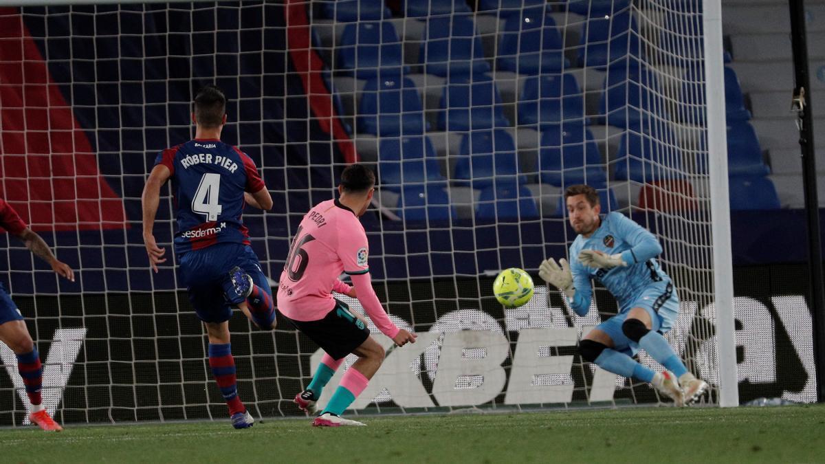 LaLiga Santander | Levante - FC Barcelona