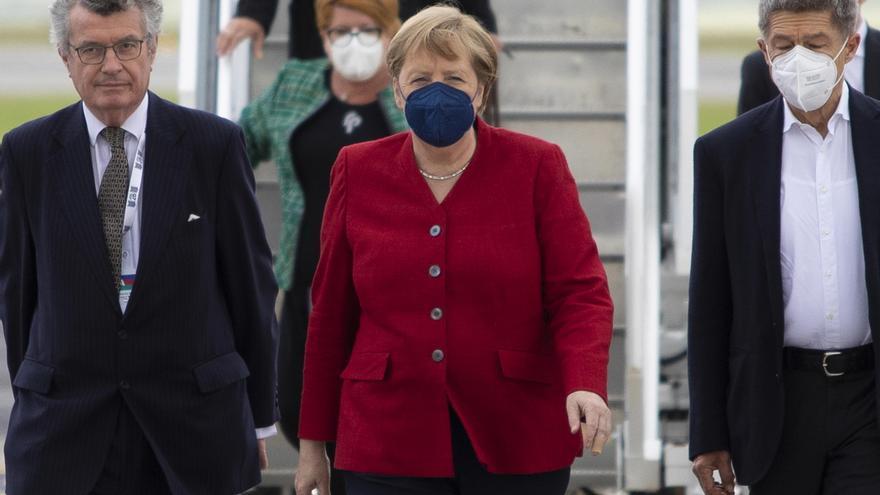 Biden y Merkel se reunirán en la Casa Blanca el próximo 15 de julio
