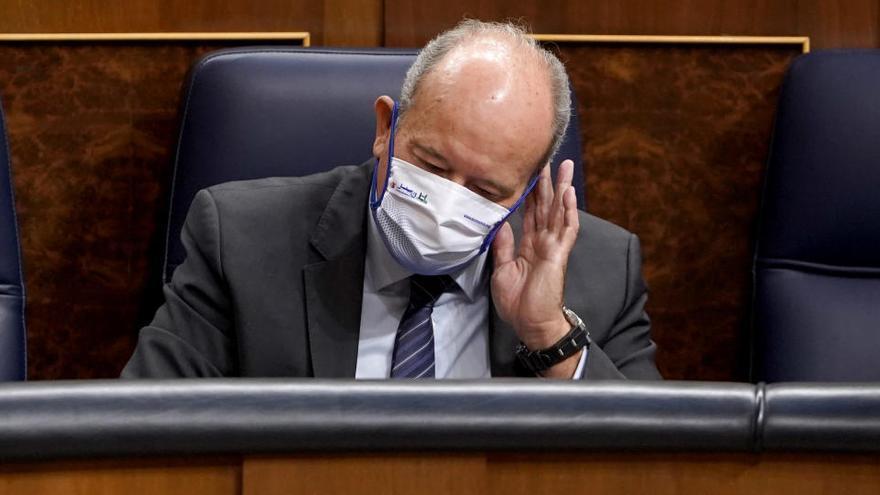 """Campo dice que el Rey viaja a Barcelona porque """"ya pasó el 1-O"""" y la sentencia de Torra"""