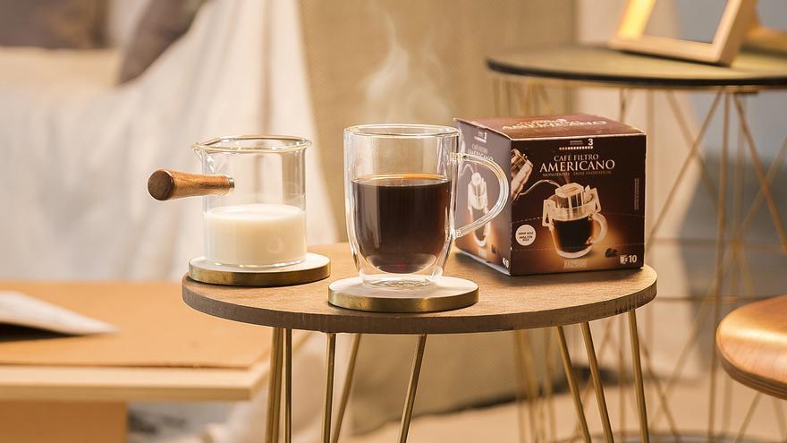 El proveedor de café americano de Mercadona  se traslada de Japón a Logroño