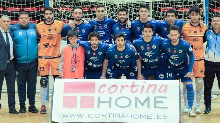 El Bisontes Castellón se estrenará ante el Noia gallego en liga