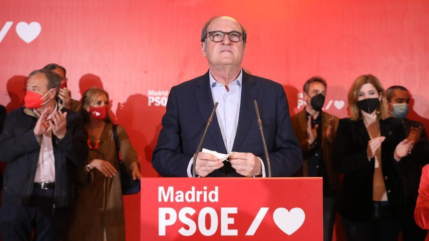 Gabilondo no recogerá su acta de diputado en Madrid tras la debacle del 4M