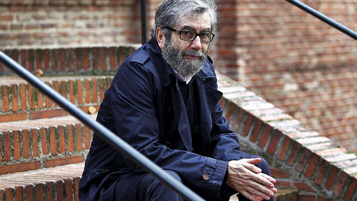 El periodista y escritor andaluz Antonio Muñoz Molina.