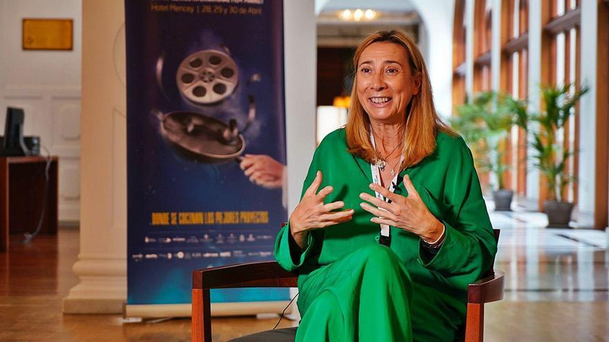 «Las películas son caras pero Canarias nos da una oportunidad increíble»