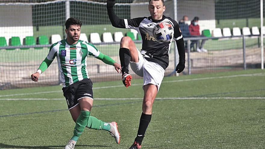 Un efectivo Lenense supera a un buen Mosconia (2-0)