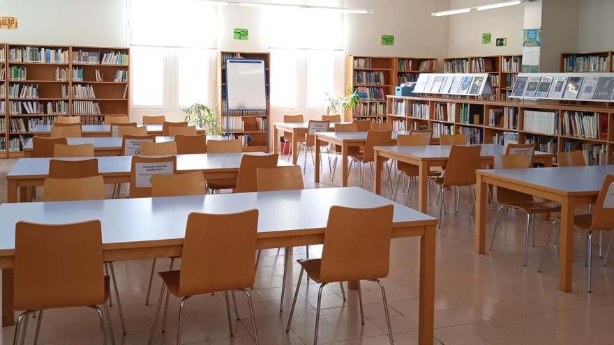 La biblioteca del Lacetània aconsegueix el segell #biblioactivacovid que atorga Educació