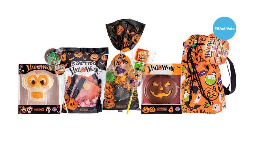 Mercadona triunfa al sacar estos nuevos, y baratos, productos por Halloween