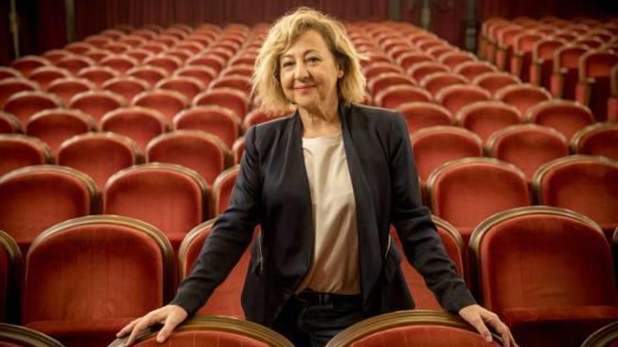 Carmen Machi, premio Antonio Ferrandis de Paterna
